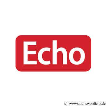 Auto bleibt im Bachlauf in Weiterstadt stecken - Echo-online