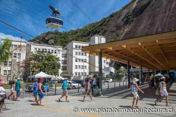 Acceso al teleférico de Pan de Azúcar / a+ arquitetura - Plataforma Arquitectura