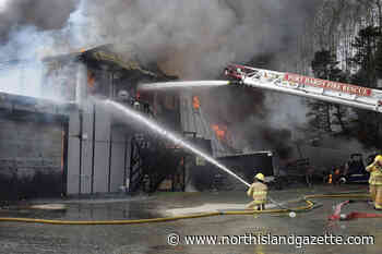 Port Hardy Fire Rescue adapts to new realities amidst COVID-19 - North Island Gazette