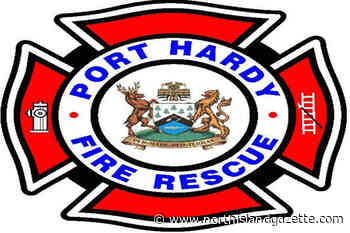 Port Hardy Fire Rescue saves two people trapped in SUV – North Island Gazette - North Island Gazette
