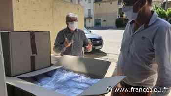 Déconfinement : la distribution de masques débute à Saint-Gilles - France Bleu