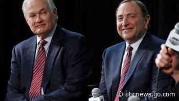 Coronavirus updates: NHL announces plan to resume season with amended playoffs - ABC News