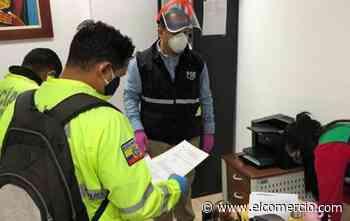 Hospital del IESS en Milagro fue allanado por la Fiscalía