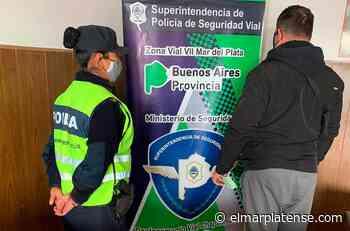 Un hombre fue atrapado camino a Miramar con licencia trucha - El Marplatense