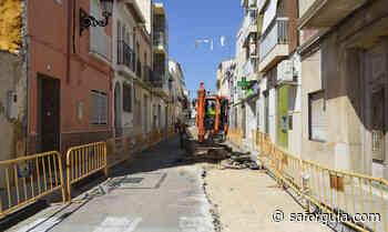 Miramar peatonaliza la calle Major con una inversión de 205.000 euros - Saforguia.com