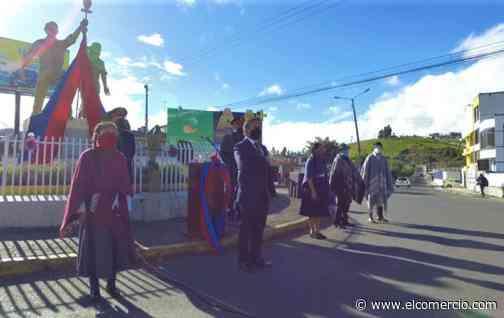 Tulcán y Pimampiro celebran sus fiestas cívicas de forma virtual