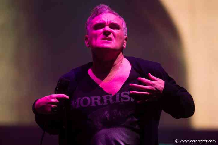 Cruel World Fest featuring Morrissey, Blondie, Devo and more is canceled due to coronavirus