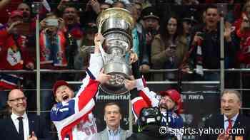 KHL will not name champion, award Gagarin Cup - Yahoo Sports