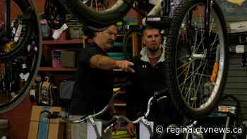 Business is booming at this Moose Jaw bike shop amid COVID-19