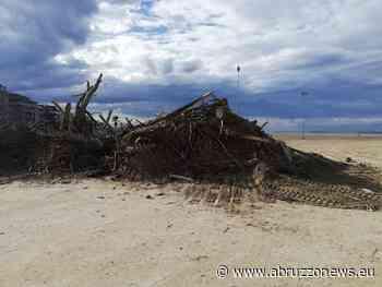 Pescara, conclusa l'operazione rimozione rifiuti sulle spiagge - Abruzzonews