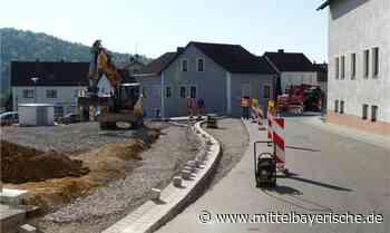 Engstelle in Stamsried wird entschärft - Mittelbayerische