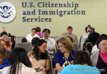 Thousands of USCIS employees could be furloughed without more funds