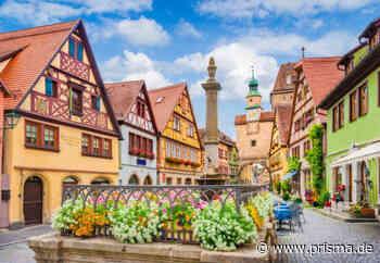 Rothenburg ob der Tauber: eine der schönsten Altstädte Deutschlands - Prisma