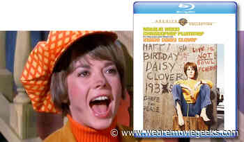 Natalie Wood and Robert Redford in INSIDE DAISY CLOVER Available on Blu-ray From Warner Archive - We Are Movie Geeks