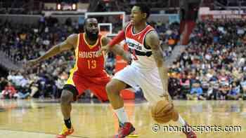 Wizards' Bradley Beal: Thunder considered trading James Harden for me on draft day 2012