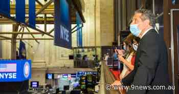 coronavirus world pictures UK: New York Stock Exchange reopens - 9News