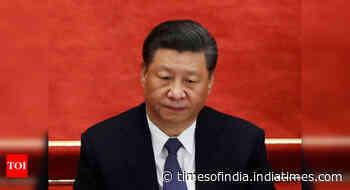 China's Xi urges preparedness for military combat amid coronavirus epidemic - Times of India