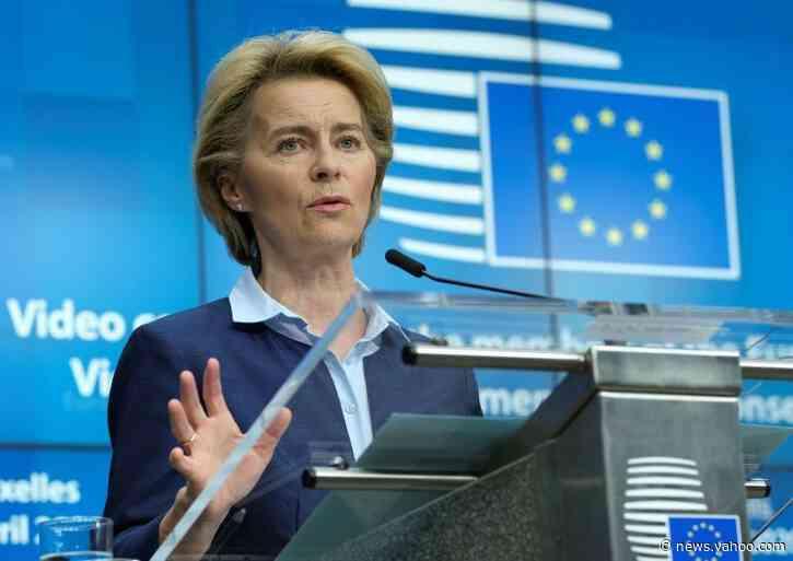 EU's Von der Leyen to unveil trillion-euro recovery plan