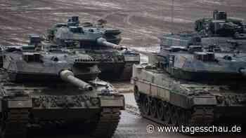 Militärausgaben: Deutschland kommt Zwei-Prozent-Ziel näher