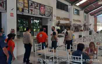 Intensifican operativo para inhibir la movilidad en Xochitepec - El Sol de Cuernavaca