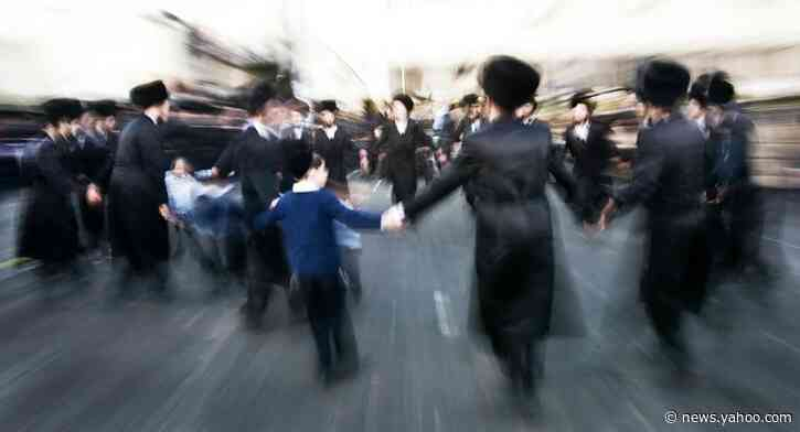 Orthodox Jews arrested over wedding in Argentina