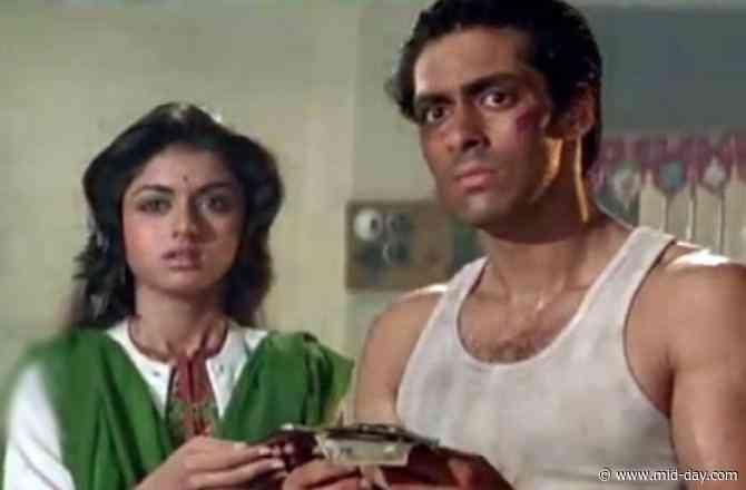 Bhagyashree recalls an unpleasant scene involving Salman during shooting of Maine Pyar Kiya