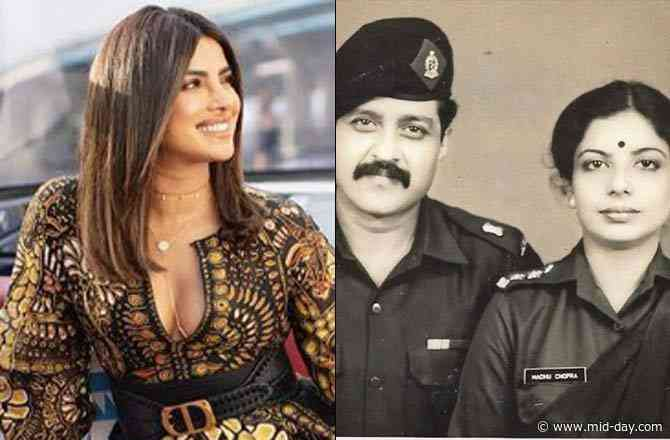 Army kid Priyanka Chopra digs out uniformed picture of parents on Memorial Day