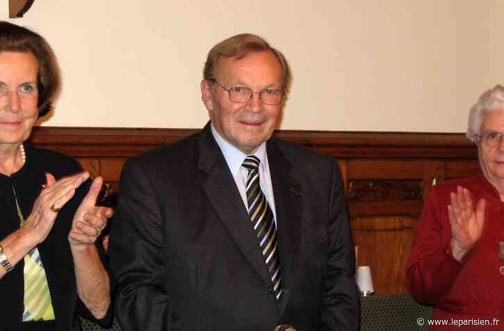 Arthur Dehaine, maire de Senlis pendant 34 ans, est décédé - Le Parisien