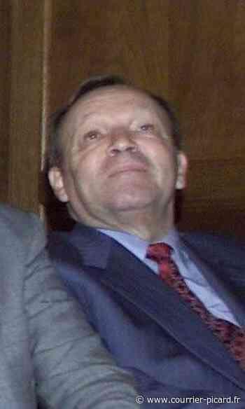 Arthur Déhaine, l'ancien député-maire de Senlis, est décédé - Courrier Picard