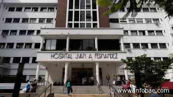 Coronavirus en Argentina: el jefe de enfermería del Hospital Fernández se contagió y está internado en grave e - infobae