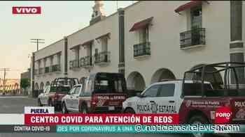 Confirman 9 casos de coronavirus en penal de Huejotzingo, Puebla - Noticieros Televisa