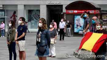 Spain to mourn its coronavirus dead: Live updates - Al Jazeera English