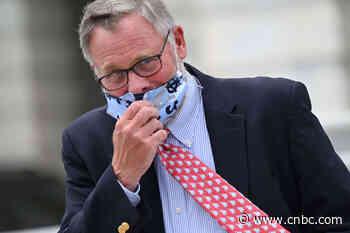 DOJ still investigating coronavirus stock sales by Sen. Burr, but drops probes of Loeffler, Inhofe, Feinstein - CNBC