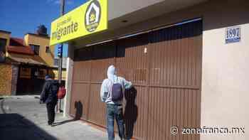 Con protocolos de sanidad, vuelve a operar La Casa del Migrante Irapuato - Zona Franca