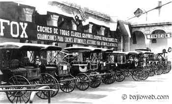 Impulsó la modernización primer automóvil en Irapuato - Bajioweb