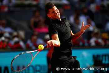 ThrowbackTimes Madrid: Dominic Thiem downs Kevin Anderson for another Caja Magica.. - Tennis World USA