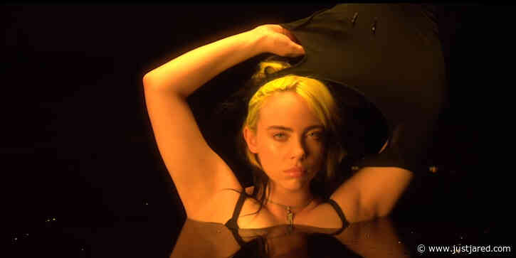 Billie Eilish Debuts 'Not My Responsibility' Short Film From Her Tour - Watch!