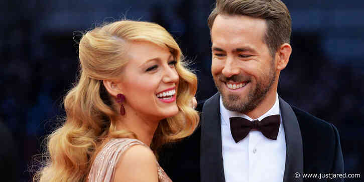 Blake Lively Reacts to Photo of Husband Ryan Reynolds in His Underwear!