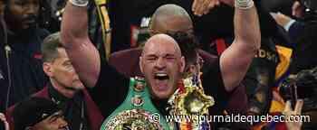 Tyson Fury ne ferme pas la porte à un duel contre Mike Tyson