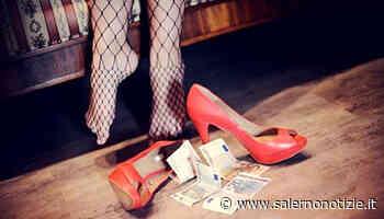 Prostituta minacciata con pistola e rapinata a Scafati: falsi clienti entrano in casa - Salernonotizie.it