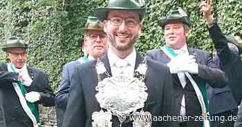 Schützenfest in Monschau fällt aus: Kein neuer König für die Bürgerschützen Montjoie - Aachener Zeitung