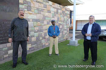 National Reconciliation Week celebrated through flag raising - Bundaberg Now