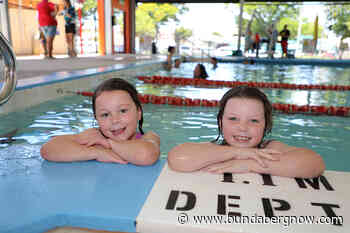 What winter? The heat is on at Childers pool – Bundaberg Now - Bundaberg Now