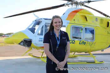 LifeFlight's Steph meets COVID challenge – Bundaberg Now - Bundaberg Now