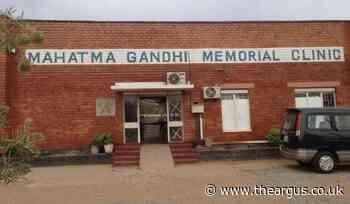 Hamish Patel's campaign for Kabwe Covid-19 ventilator