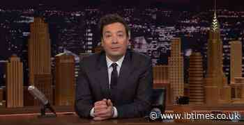Jimmy Fallon apologises for 'unquestionably offensive decision' after 20 years