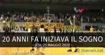 Scandone, 20 anni fa la vittoria su Jesi e la promozione in Serie A1 - The Wam.net