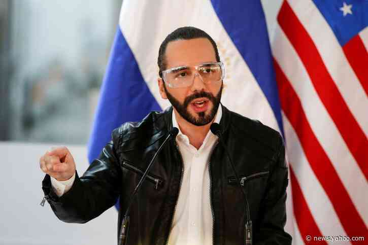 Salvadoran leader says he takes drug touted by Trump for coronavirus