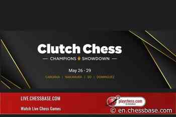 Clutch Chess: Caruana and Nakamura lead their matches - Chessbase News