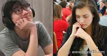 Twitch streamer BoxBox stuns chess master Alexandra Botez with checkmate - Dexerto